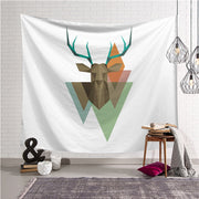 Mr.ELK Graffiti Wall Hanging Tapestry - West Fairy