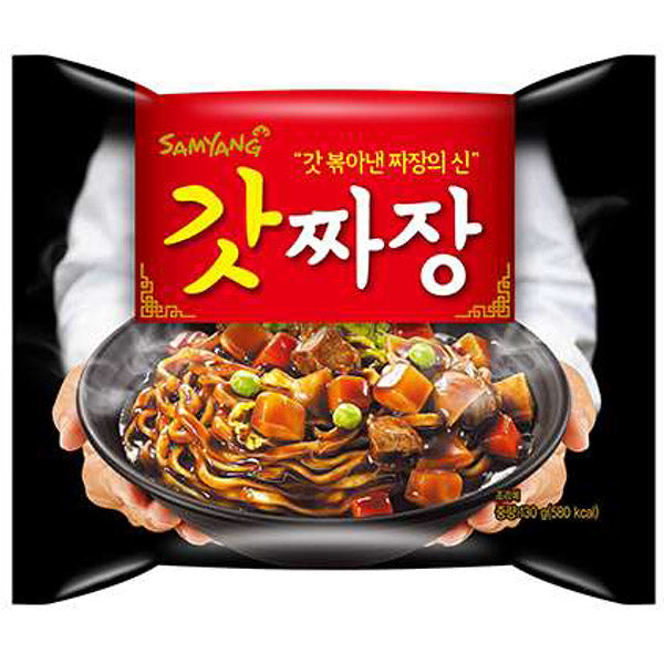 Samyang God Jjajang Ramen 1 Pack - Westfairy.com
