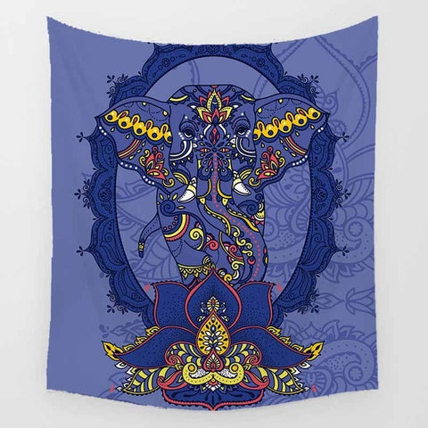 Citaro Mandala Wall Hanging Tapestry - West Fairy