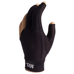 IBS Gold Mesh Billiards Glove