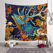 Japanese Manga Anime Wall Hanging Tapestry - West Fairy
