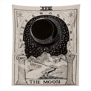 Magic Tarot Array Wall Hanging Tapestry - West Fairy