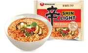 Nongshim Shin Light Air Dried Noodle Soup Pack 97g