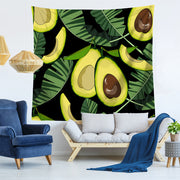 Let's Avocado Wall Hanging Tapestry - Westfairy.com