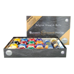 Aramith US Tournament Pro-Cup Pool Ball Set Value Pack