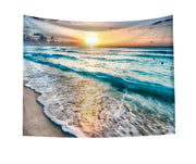 Scenic Sea Waves Wall Hanging Tapestry - Westfairy.com