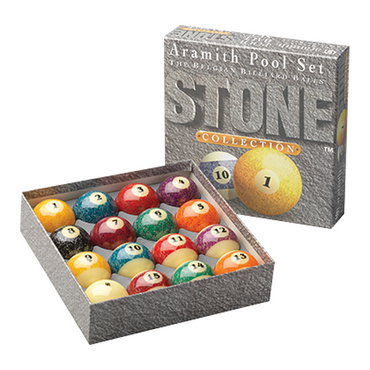 Aramith Stone Collection Pool Ball Set