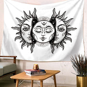 Tarot Sun Wall Hanging Tapestry - Westfairy.com