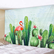 Cactus Tropicana Land Wall Hanging Tapestry - Westfairy.com