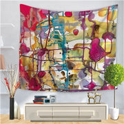 Wilas Abstract Wall Hanging Tapestry - West Fairy