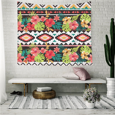 Tibetan Wind Wall Hanging Tapestry - West Fairy