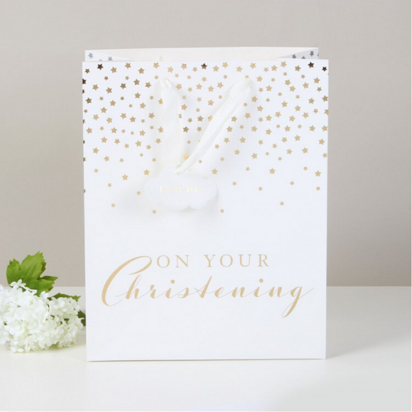 On Your Christening Gift Bag
