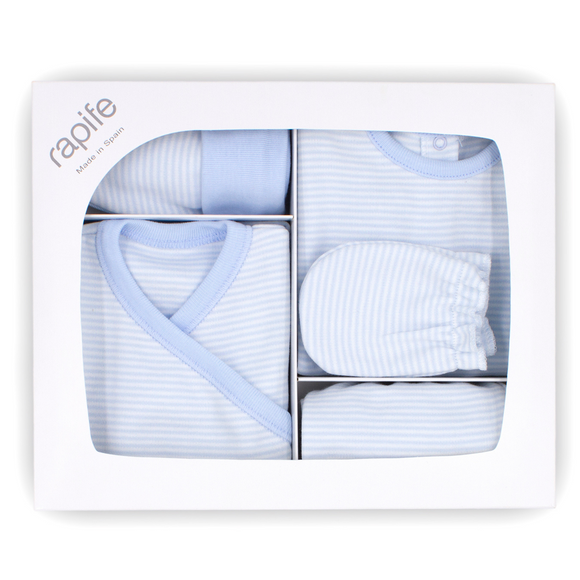 Rapife Gift Set - Blue Stripe