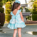 Babine Girls Mint Summer Dress 2122816