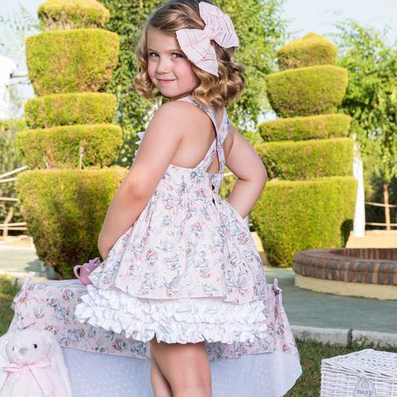 Babine Girls 'Teapot' Design Dress 2122807