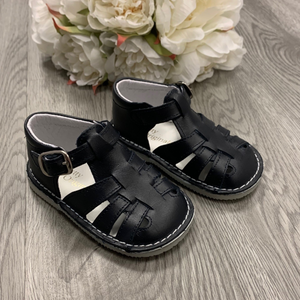 Pretty Originals Navy Sandals