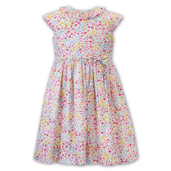 Sarah Louise Colourful Summer Dress
