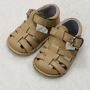 Pretty Originals Camel Sandals