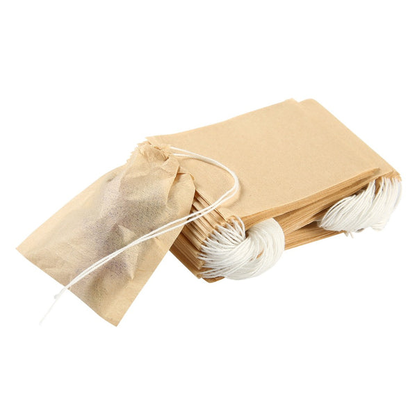 100pcs/lot Tea Bag Filter Paper