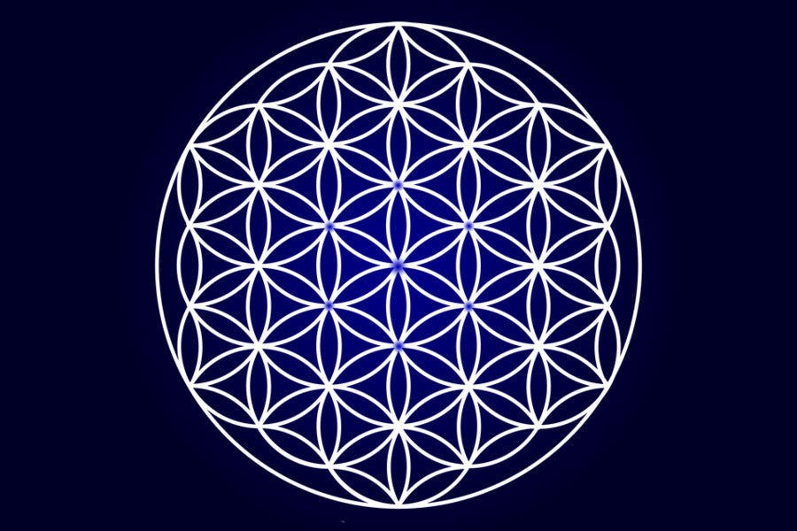The Flower of Life in Jewellery