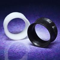 silicone ear tunnels flesh plugs