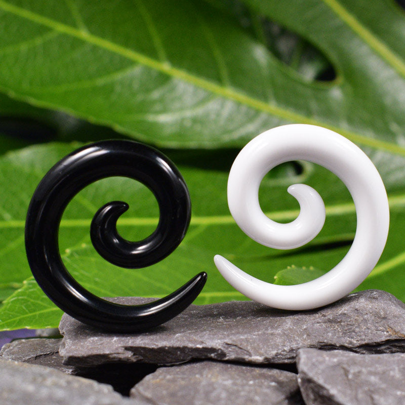 Ear Spirals, Spiral Ear Stretchers