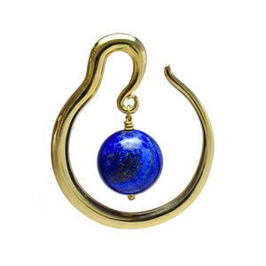 Ear Weights with a Lapis Sphere