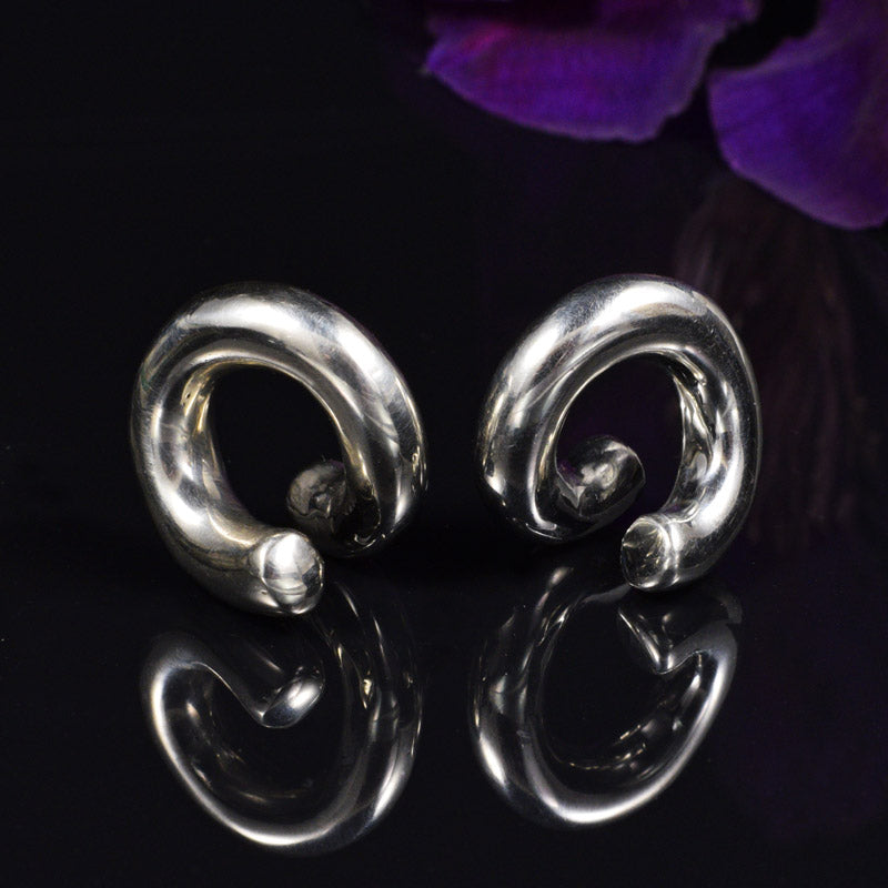 Borneo Coil Ear Weights