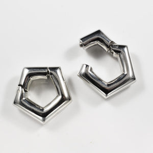 Pentagon Ear Weights