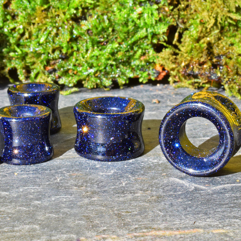 Blue Sandstone Ear Tunnels