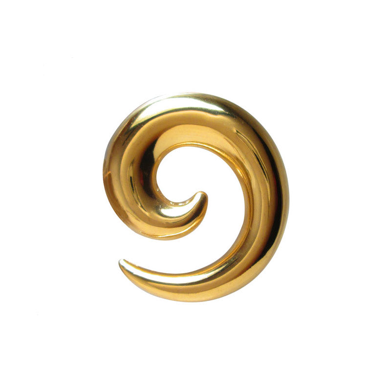 Gold Ear Spirals