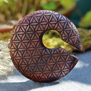 Flower of Life Discus
