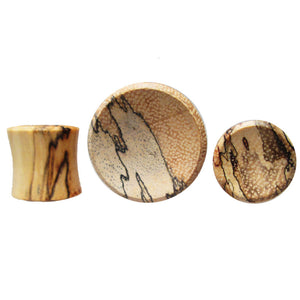 Tamarind Wood Flesh Plugs