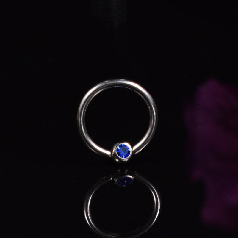 1.2mm BCR Blue Gem
