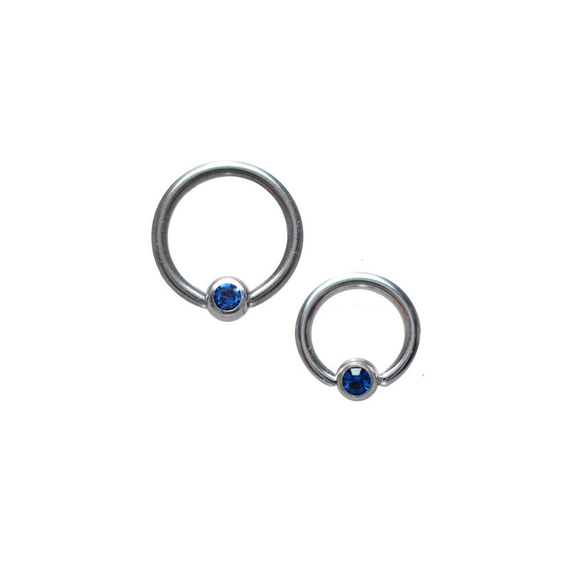 1.2mm BCR with Blue Gem