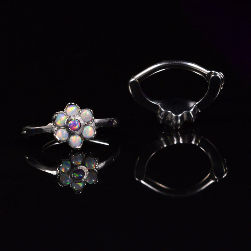 Opal Flower Rook Clicker
