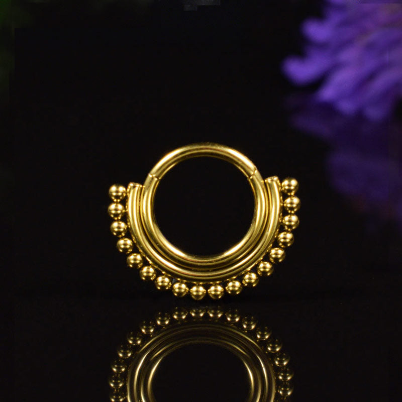 Hinged Segment Ring 'Ramal'
