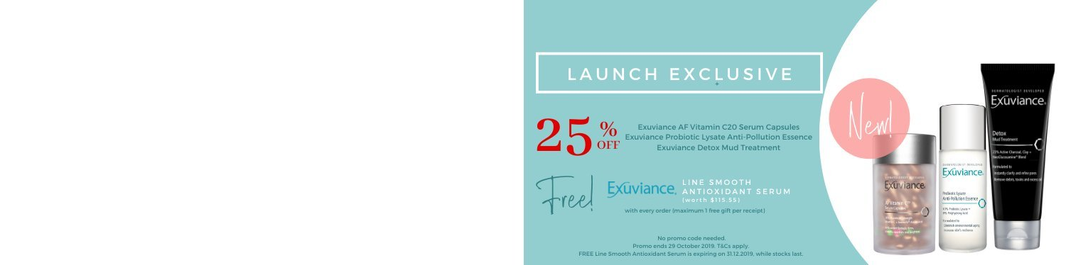 50% off Exuviance Star Buy