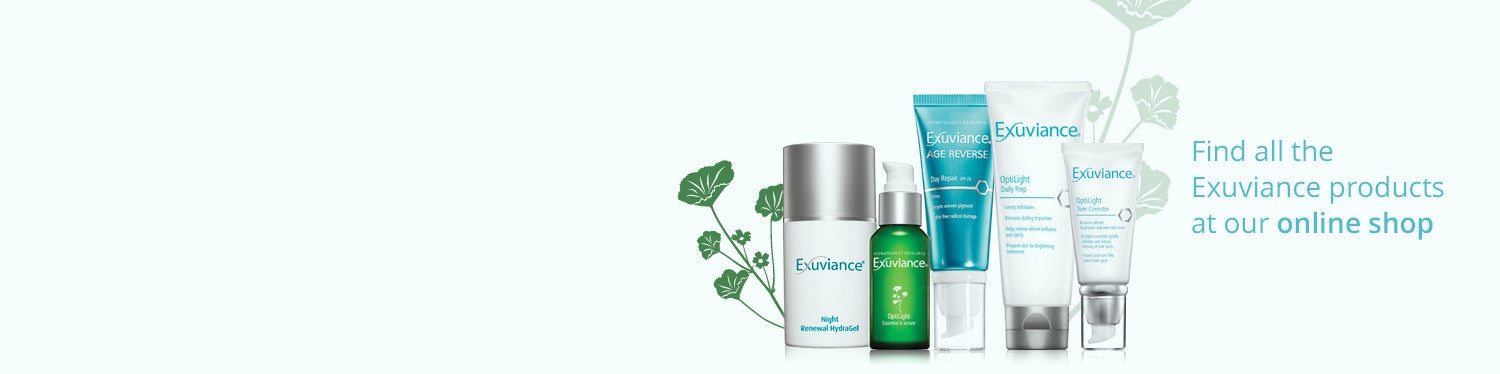 Exuviance products