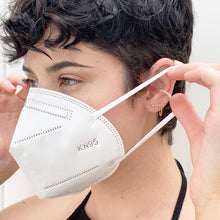 Load image into Gallery viewer, KN95 DISPOSABLE FACE MASK
