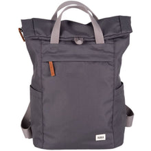 Load image into Gallery viewer, ROKA Sustainable Rucksack, Carbon