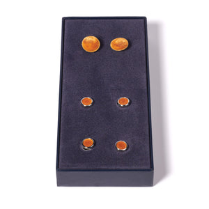 Camel Cufflinks Set