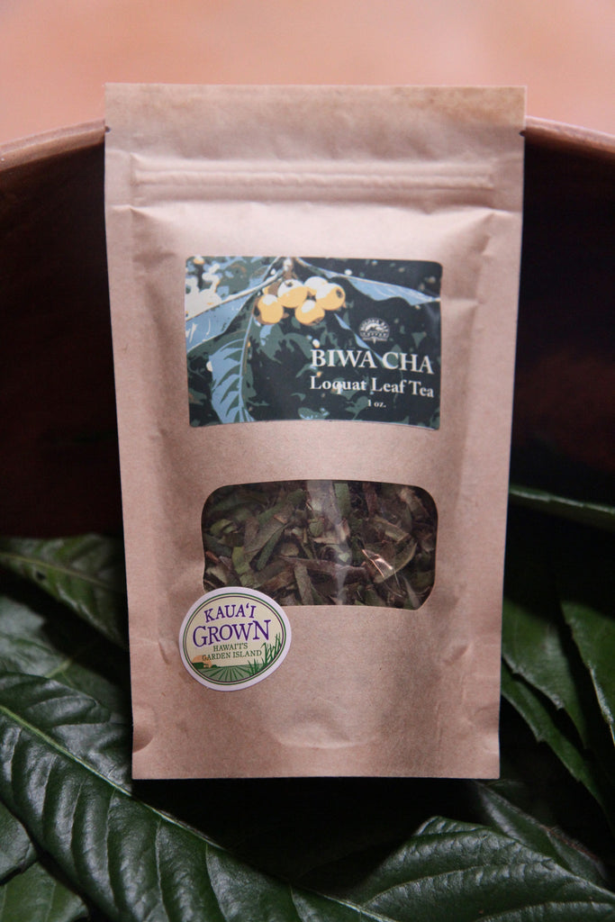 Moloa'a Bay Biwa Cha Loquat Leaf Tea 2 oz. bag