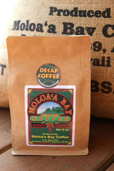 Moloaʻa Bay Coffee - Decaf