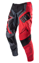 UNIT MX Armatech Riding Pants (Blood Red)