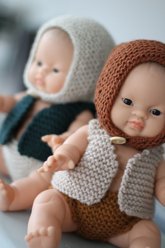 Handmade 'Gordi' doll - The Seed