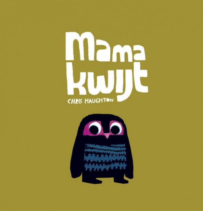 'Mama kwijt' - Childrens cardboard book - The Seed
