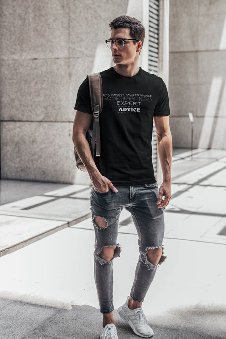 EXPERT ADVICE- MENS TEE