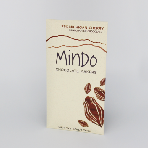 Mindo Chocolate - Michigan Cherry - 77%