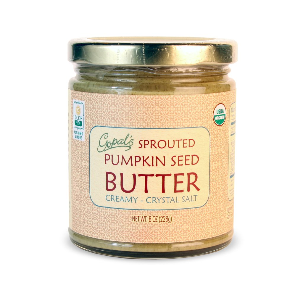 Gopal's - Sprouted Pumpkin Seed Butter - 8 oz